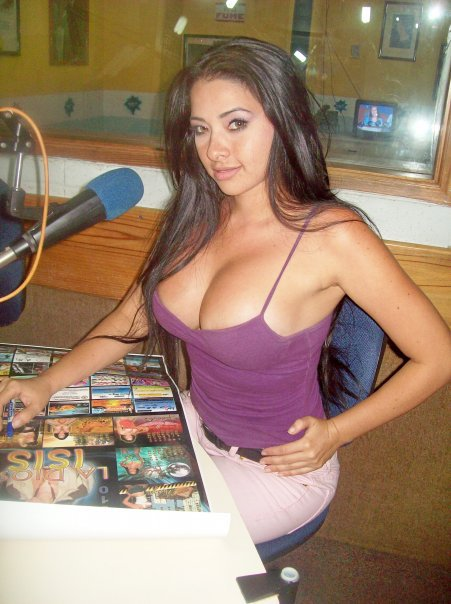 cute hispanic girl